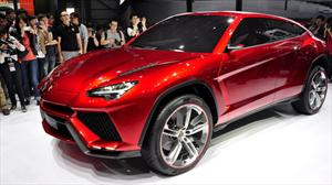 Lamborghini Urus Concept: Estreno en Beijing