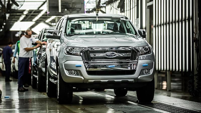 Ford Argentina suma un segundo turno a su fábrica en Pacheco