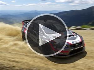 Video: Subaru y un récord escalando un monte