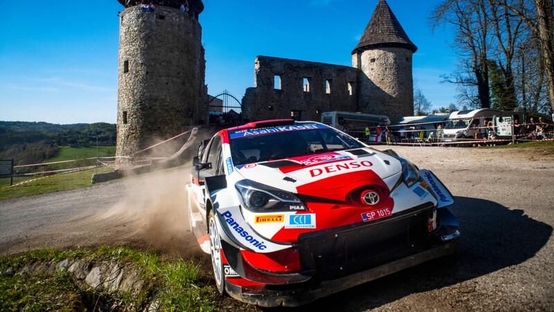 Ogier se impone en el WRC de Croacia 2021 y ya es líder