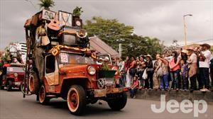 El Willys será protagonista de lujo en el Desfile del Yipao