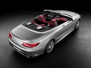 Mercedes-Benz Clase S Cabriolet 2017 debuta