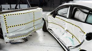 Mazda3 2019 se asegura el Top Safety Pick del IIHS