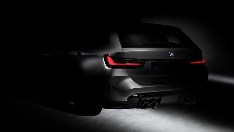 BMW anunció la creación del M3 Touring