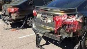 ¿Puede el calor del ambiente derretir las piezas de un automóvil?