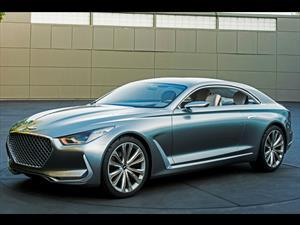 Así es el Hyundai Vision G Coupé Concept