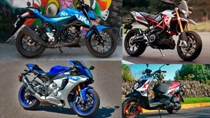 Conoce todos los tipos de motos existentes