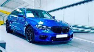 Se supone que no deberías verlo, pero así es el nuevo BMW M3