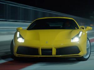 Ferrari 488 GTB es llevado al límite