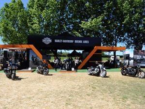 Autoclásica 2017: Harley-Davidson y un gran despliegue