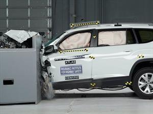 Volkswagen Terramont 2018 tiene el Top Safety Pick del IIHS
