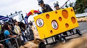 Red Bull Soapbox Race, la tercera edición será en el Parque Metropolitano de Santiago
