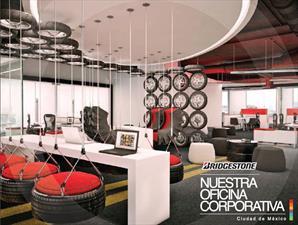 Bridgestone estrena oficinas en México