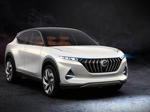 Pininfarina y Hybrid Kinetic desarrollan un SUV eléctrico: el K350