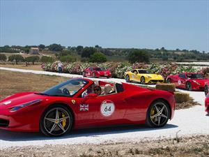 Ferrari International Cavalcade, un evento envidiable