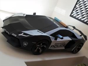 Video: Cómo tener un Lamborghini Aventador, al menos de papel