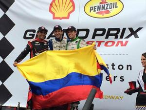 Colombia se tomó la IndyCar