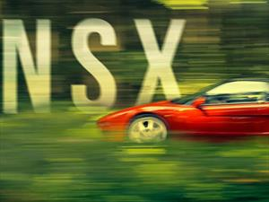 Homenaje a Ayrton Senna y su legado, el Honda NSX