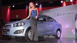 Chevrolet Sonic en Argentina, precios, equipamiento y más
