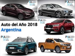 Estos son los Autos del Año 2018 según PIA