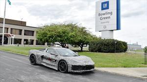 Ante la llegada del nuevo Corvette, GM añade un segundo turno en la planta de Kentucky