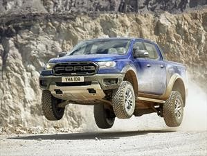 Video: Europa ya tiene a la Ford Ranger Raptor