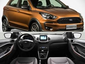 Confirmado: Ford Ka Freestyle, con SYNC III y 6 airbags