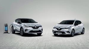 Renault presenta su generación de vehículos híbridos E-TECH