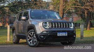 Test Jeep Renegade Longitude, actualizando lo clásico