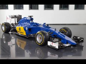 F1: Sauber presenta su monoplaza para el 2015
