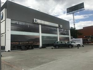 Autogermana abre gran vitrina del BMW Group en Bogotá