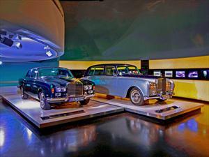 Primera exhibición histórica de Rolls-Royce