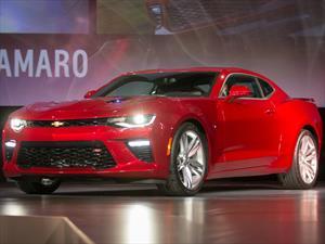 Este es el nuevo Chevrolet Camaro