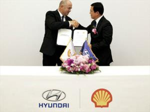 Hyundai renueva su alianza con Shell
