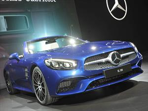 Mercedes-Benz SL 2017, atracción total