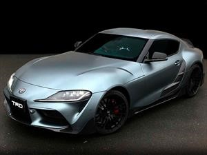 Toyota Supra 2020 recibe el tratamiento TRD