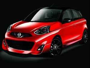 Nissan March Midnight Edition se alista