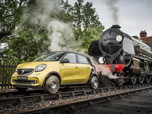 smart Forrail, una mini locomotora muy especial