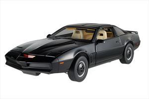 Hot Wheels Edición Limitada K.I.T.T. el auto increíble a escala