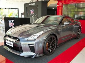 Nissan GT-R 2017 inicia ventas en Brasil