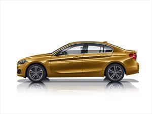 BMW está por confirmar el Serie 1 Sedán para Latinoamérica