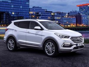 Hyundai Santa Fe 2017, debut para Europa