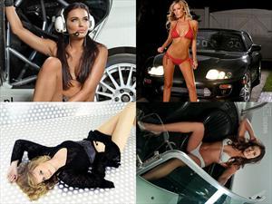 Top 10: Las pilotos más sexys del automovilismo