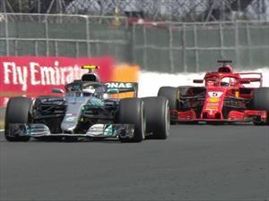 Resumen de 2018: los mejores adelantamientos en la F1