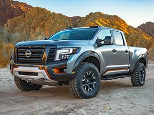 Nissan Titan Warrior Concept, bestia del offroad