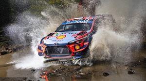 WRC ¡Pilotos y navegantes intercambiarán roles en una prueba especial!