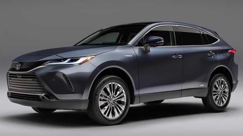 Toyota Venza 2021, el SUV perfecto que podría venir a Chile