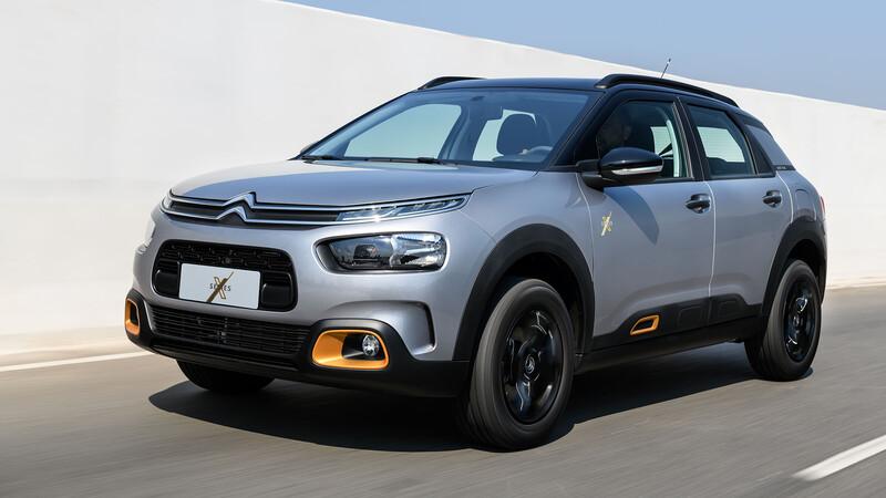 Nuevo Citroën C4 Cactus X-Series se lanza en Argentina