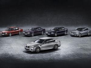 BMW M5 Edición 30 Años 2015 llega a México desde $2,499,900 pesos