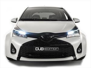 Toyota Yaris DUB Edition presente en el SEMA Show 2014